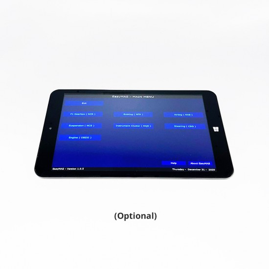 EasyMAS Pro Diagnostic System (Bluetooth) with Read Only software for Maserati Vehicles